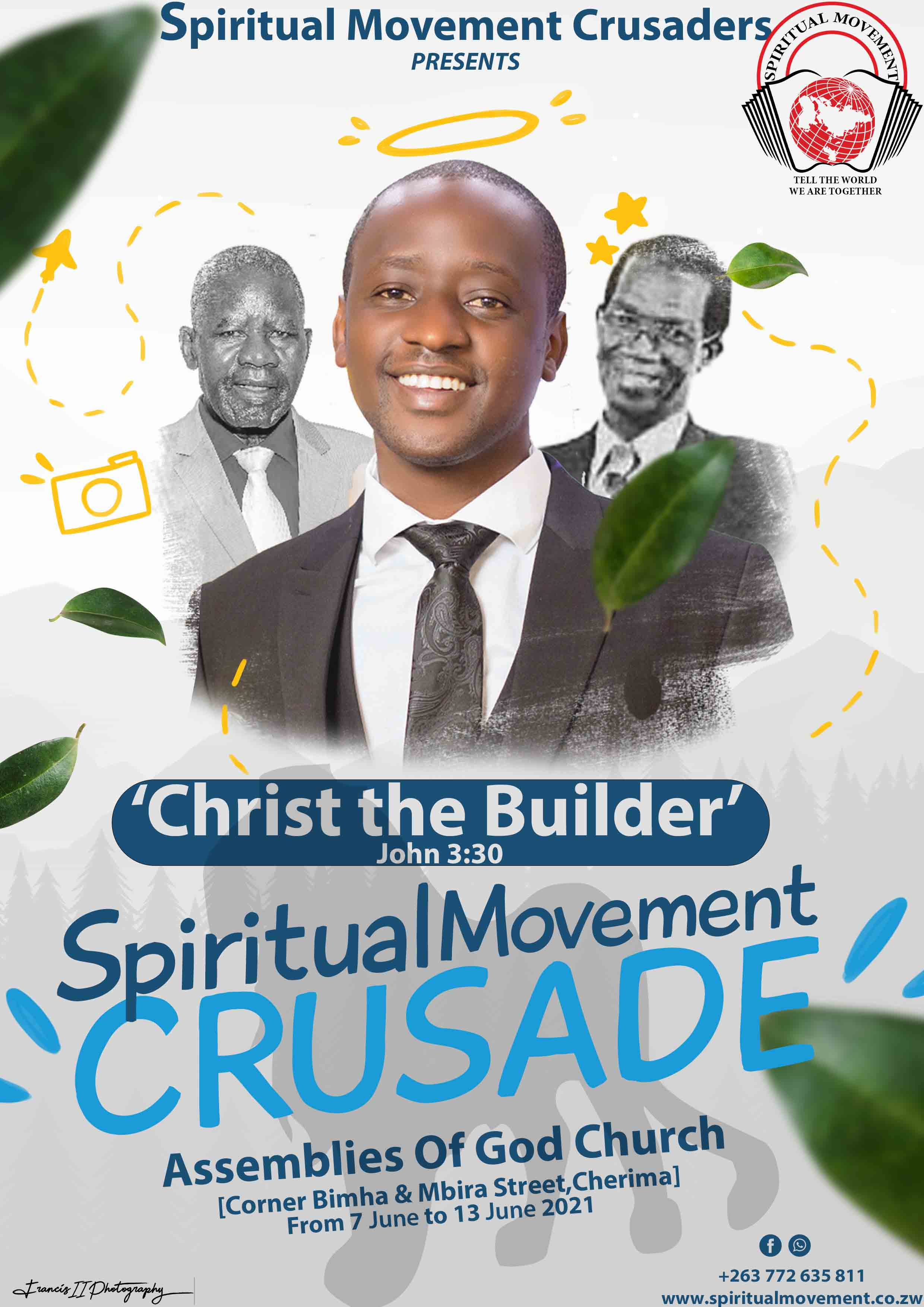 SPIRITUAL MOVEMENT CRUSADE